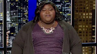 Gabourey Sidibe Makes Fun of John Travolta's