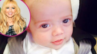 Rachel Zoe Shares Adorable Close-Up Photo of Baby Kaius'