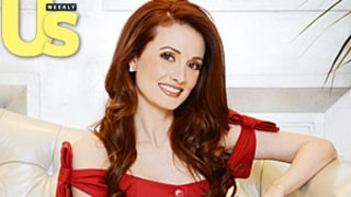 Holly Madison Debuts New Red Hair: