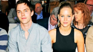 Nicholas Hoult Talks Dating Jennifer Lawrence,