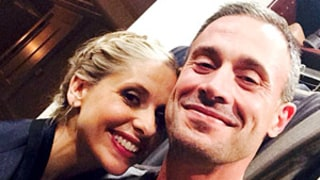 Sarah Michelle Gellar, Freddie Prinze Jr. Grin in Adorable Selfie: See the Rare Picture
