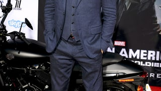 Chris Evans: 'Captain America' Hollywood Premiere