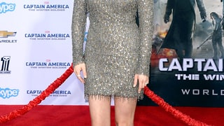 Emily VanCamp: 'Captain America' Hollywood Premiere