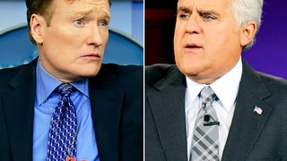 Conan O'Brien vs. Jay Leno
