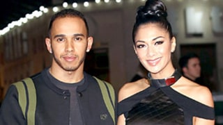 Nicole Scherzinger, Lewis Hamilton Not Engaged, Despite Reports