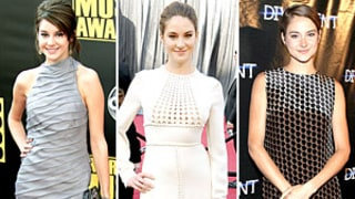 Shailene Woodley's Red Carpet Style Through the Years