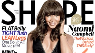 Naomi Campbell Sizzles in Sexy Cutout Swimsuit, Says Quitting Smoking Is