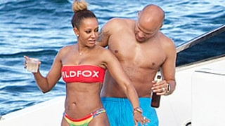 Melanie Brown Flaunts Sexy Curves in Skimpy Bikini While in Australia With Husband Stephen Belafonte: Pictures