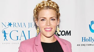 Busy Philipps: Daughter Cricket Isn't Crawling, She's