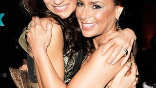 Kara DioGuardi and Paula Abdul