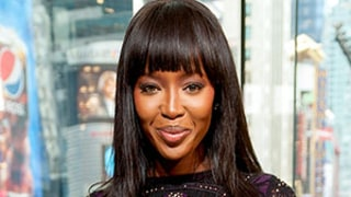 Naomi Campbell Reacts to Kim Kardashian and Kanye West's Vogue Cover: GIF