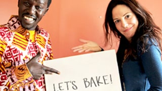 Bake Brownies With The Cast of Weeds For Charity