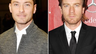 Jude Law and Ewan McGregor