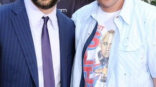 Judd Apatow and Adam Sandler