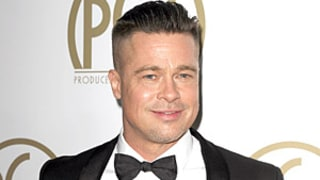 Brad Pitt Parties With Kings of Leon Until 2 A.M. in L.A.