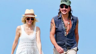 Heather Locklear, Ex-Husband Richie Sambora Vacation Together in Hawaii: Picture
