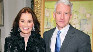 Anderson Cooper Will Not Receive an Inheritance From Mom Gloria Vanderbilt