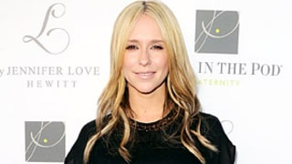 Jennifer Love Hewitt Not Obsessed With Losing Baby Weight After Giving Birth to Daughter Autumn: