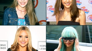 Amanda Bynes Through the Years