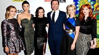 Mad Men Season 7 Premiere Red Carpet Round-Up: What the Stars Wore