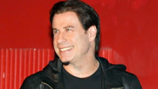 John Travolta Makes First Official Appearance After Oscars Flub With Weird Goatee