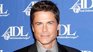 Rob Lowe Struggled With Being