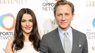 Daniel Craig and Wife Rachel Weisz Make Rare Joint Red Carpet Appearance for NYC Charity Gala
