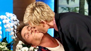 Rob Lowe Makes Out With Ellen DeGeneres, Says Jewel Didn't Want to Kiss Him on TV