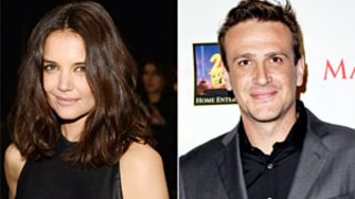 Katie Holmes, Jason Segel Not Dating