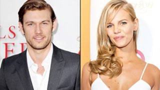 Alex Pettyfer Is Dating Model Marloes Horst: