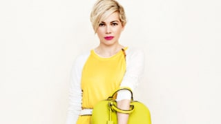 Michelle Williams Looks Flawless in New Louis Vuitton Ad Campaign Photos