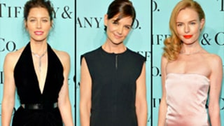 Jessica Biel, Katie Holmes, Kate Bosworth Stun at Tiffany Blue Book