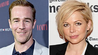 James Van Der Beek on Michelle Williams: She Was Always a