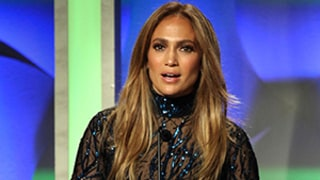 Jennifer Lopez Opens Up About Gay Aunt Myrza at GLAAD Awards: