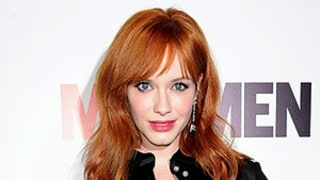 Christina Hendricks: My Husband and I Don't Want to Have Kids