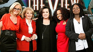 The View Reunion Planned for May With Past and Present Hosts Including Meredith Vieira, Star Jones, Rosie O'Donnell
