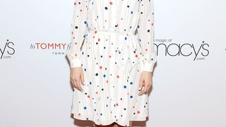 Zooey Deschanel: Line Launch at Macy's