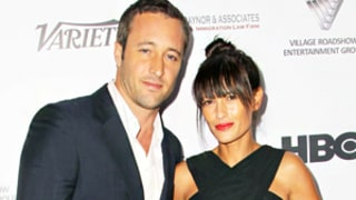 Alex O'Loughlin Secretly Marries Girlfriend Malia Jones