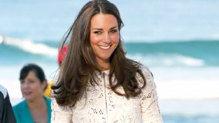 Kate Middleton vs. Naomi Watts: Who Wore the White Eyelet Dress Best?