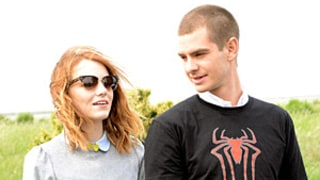Andrew Garfield Shows Off Buzz Cut, Girlfriend Emma Stone Chides Him For Sexist Comment: Picture