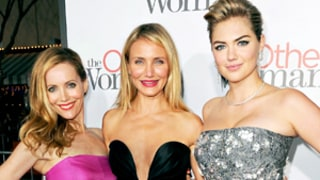 Kate Upton, Cameron Diaz, Leslie Mann Stun on The Other Woman Red Carpet