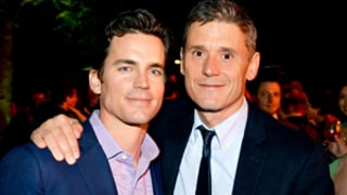 Matt Bomer Reveals He Married Partner Simon Halls Three Years Ago