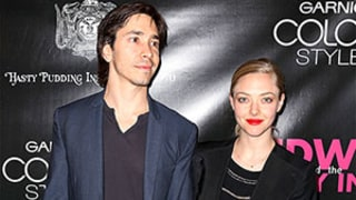 Amanda Seyfried, Justin Long Walk First Red Carpet Together: Picture