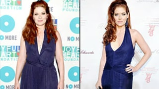 Debra Messing Drops 20 Pounds Without Dieting: Before and After Pictures!