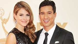 Mario Lopez Gets Flustered by Question About Maria Menounos Leaving Extra