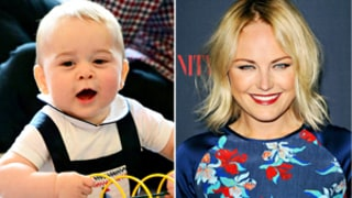 Prince George's Wombat Toy  Accompanies Royal Family to UK, Malin Akerman Dating Colin Egglesfield: Top Stories