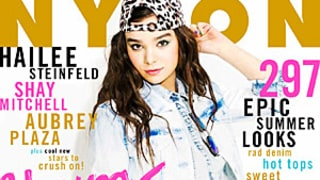 Hailee Steinfeld Covers Nylon Mag, Calls Taylor Swift an