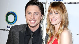 Zach Braff, Model Girlfriend Taylor Bagley Split After Five Years