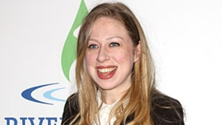 Chelsea Clinton Debuts Tiny Baby Bump at NYC Event: Red Carpet Picture