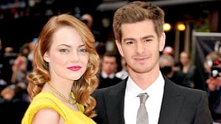Emma Stone on Boyfriend Andrew Garfield:
